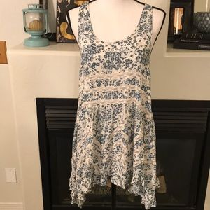 Size S - Intimately Free People Babydoll Lace Top